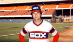 FILE - This Sept. 23, 1983 file photo shows Chicago White Sox manager Tony La Russa. At age 76, the Hall of Famer signed on with the Chicago White Sox nine years after supposedly retiring as a manager. Blessed with one of the best young teams in all of baseball _ not to mention one of the brashest and most socially conscious _ the White Sox inexplicably went with an old-school relic who began his managing career the same year as Disco Demolition Night. (AP Photo/File)