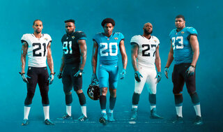 New Look Jaguars Football