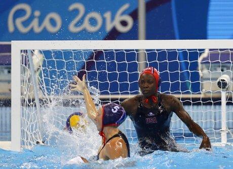 Rio Olympics Water Polo Women