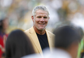 Favre Rehab Football