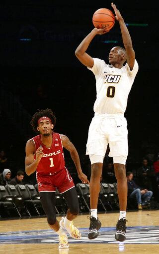 Virginia Commonwealth Temple Basketball
