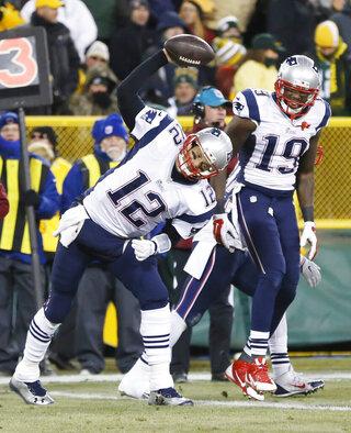 Tom Brady, Brandon LaFell