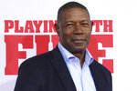 FILE - In this Oct. 26, 2019, file photo, Dennis Haysbert attends the premiere of Paramount Pictures'
