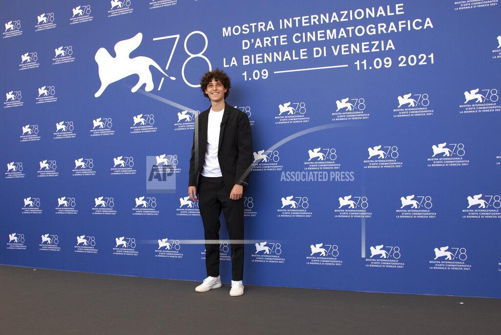 Italy Venice Film Festival 2021 The Hand of God Photo Call