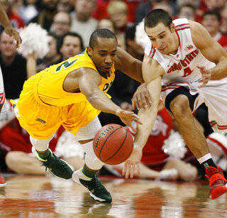North Dakota State Ohio State Basketball