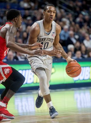 Ohio St Penn St Basketball