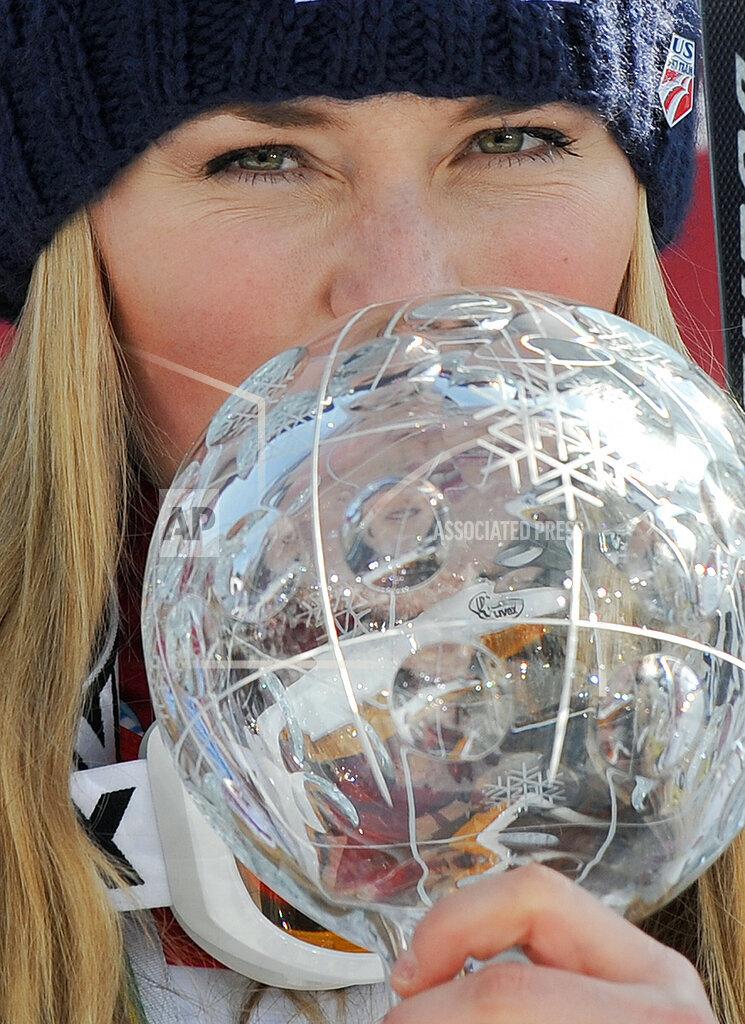 APTOPIX Germany Alpine Skiing World Cup