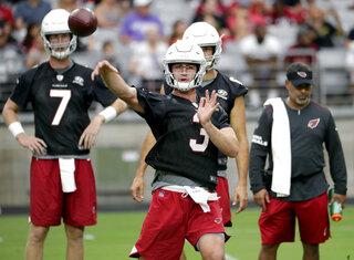 Cardinals-Rosen's Debut Football