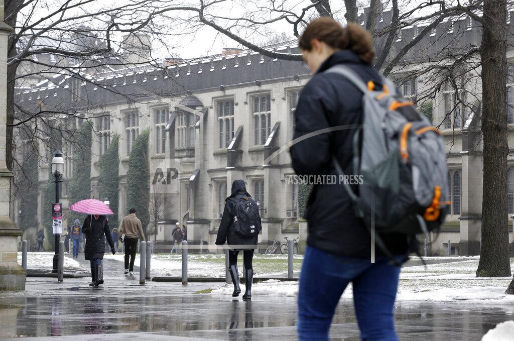 Princeton University Meningitis