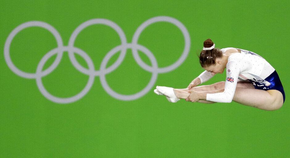 Rio Olympics Trampoline Women