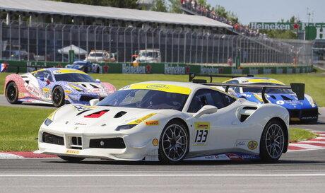 Ferrari Challenge Auto Racing