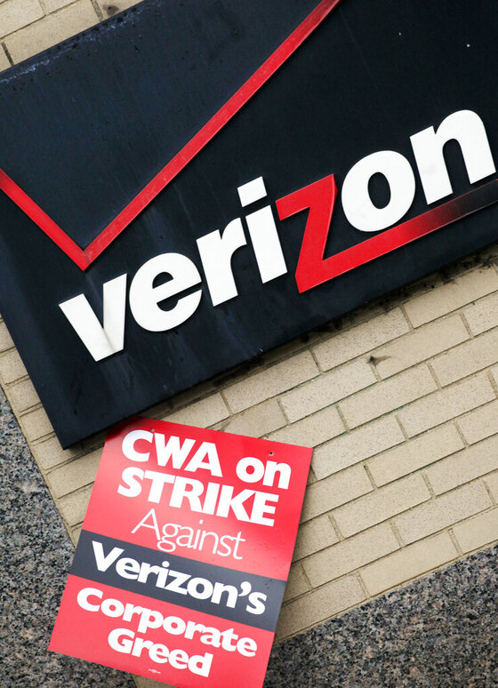 Verizon Contract Talks