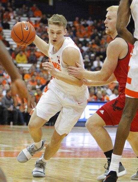 E Washington Syracuse Basketball