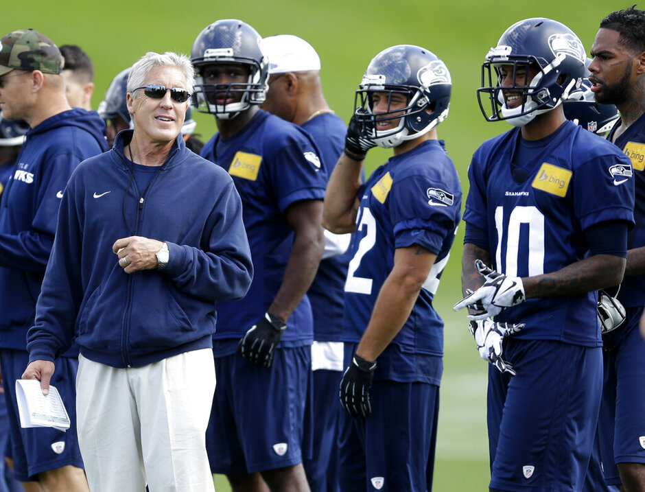 Pete Carroll, Paul Richardson