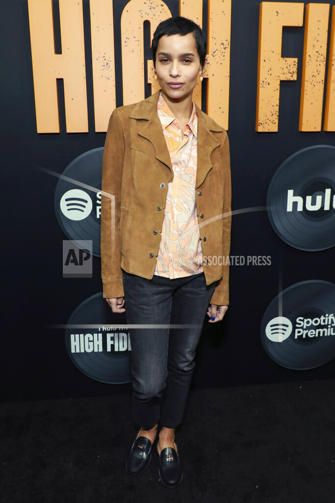 "NY Premiere of Hulu's ""High Fidelity"""