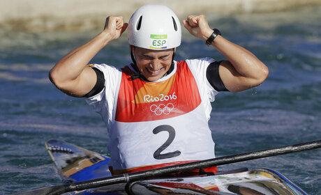 Rio Olympics Canoe Slalom Women