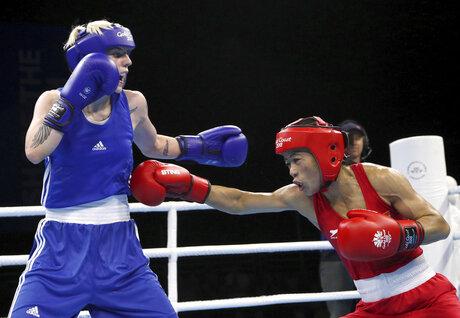 Australia Commonwealth Boxing