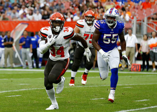 Bills Browns Football