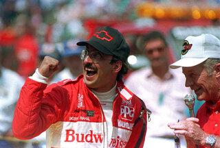 Indy 500 1986 Countdown Race 70 Auto Racing