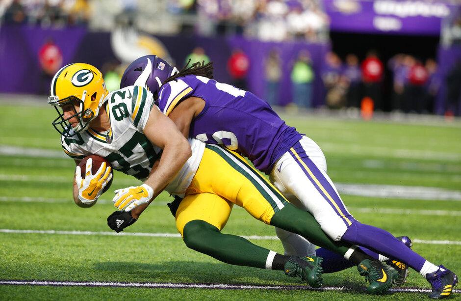 Packers Vikings Football