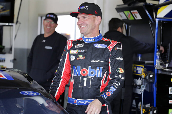 Ready for closeup? NASCAR funnyman Bowyer expands Fox gig