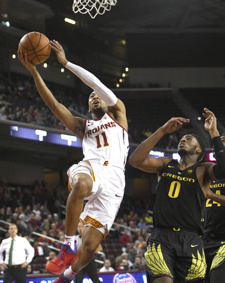Jordan McLaughlin, Troy Brown