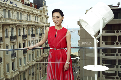 France Cannes 2019 Nina Wu Portraits
