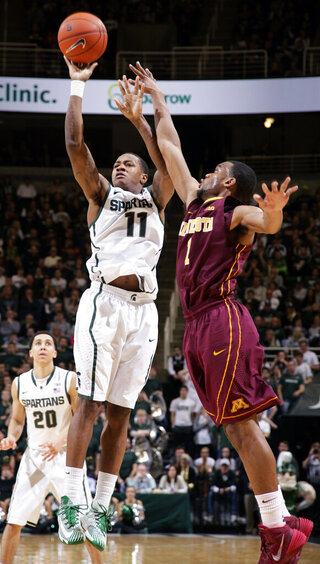 Keith Appling, Andre Hollins