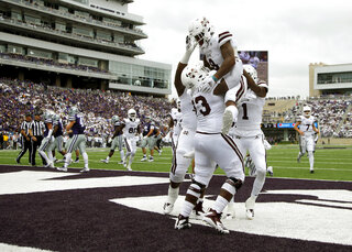 Mississippi St Kansas St Football