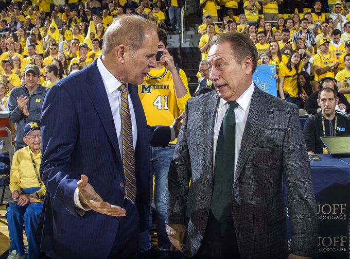 Beilein and Izzo talk about state of game on PodcastOne