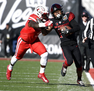 Houston San Diego St Football