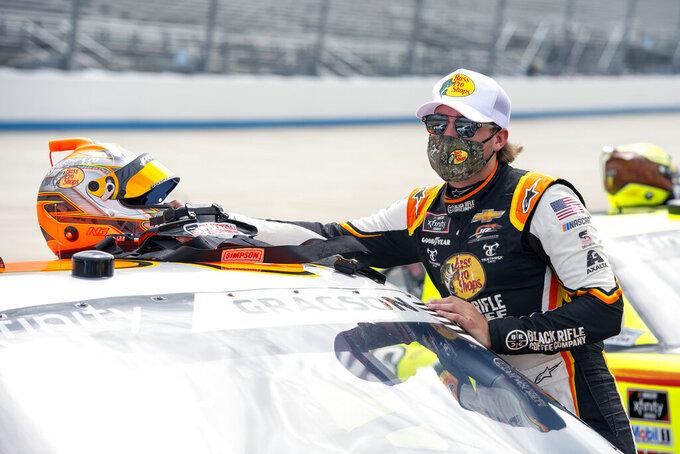 NASCAR Xfinity Series at Dover