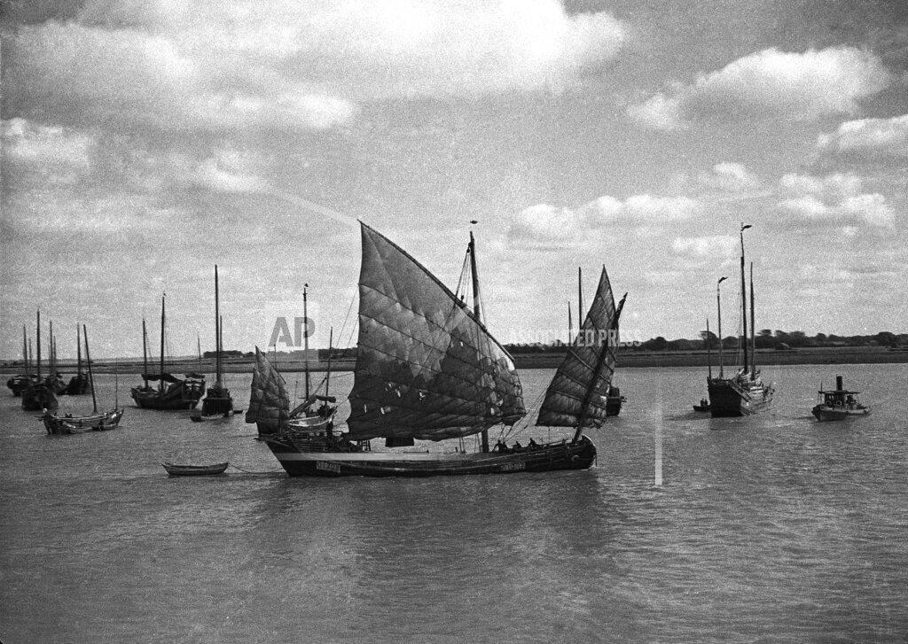 Watchf Associated Press International News   China APHS122340 China Yangtze River 1934