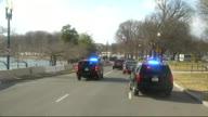 US Inauguration Biden Motorcade