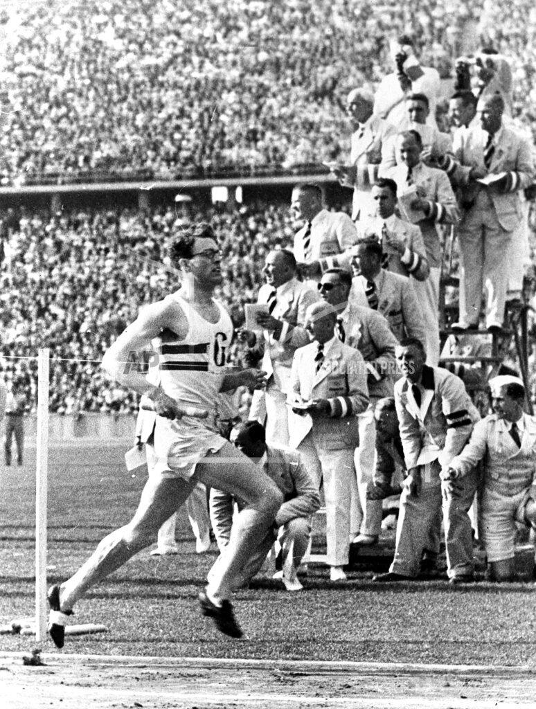 Watchf Associated Press Sports Olympics  Germany APHSL144737 Berlin Olympic Games 1936