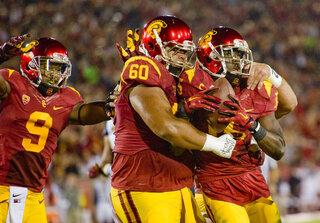 California USC Football