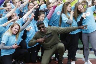 Czech Republic Usain Bolt