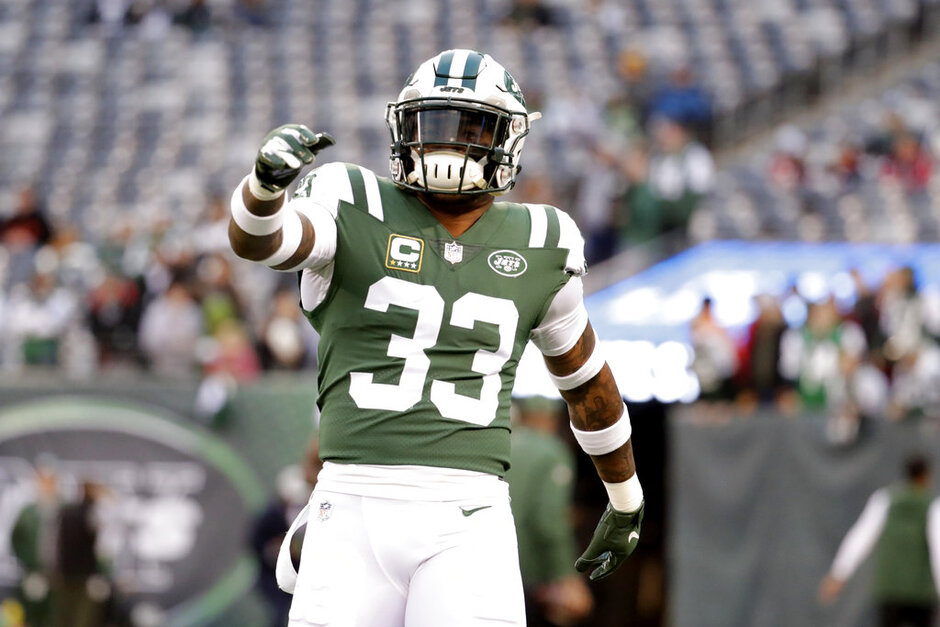 Jets-Adams Guarantee Football
