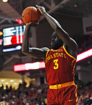 Iowa St Texas Tech Basketball