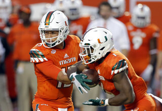 Brad Kaaya, Artie Burns