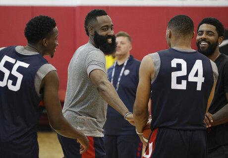 USA Basketball Camp