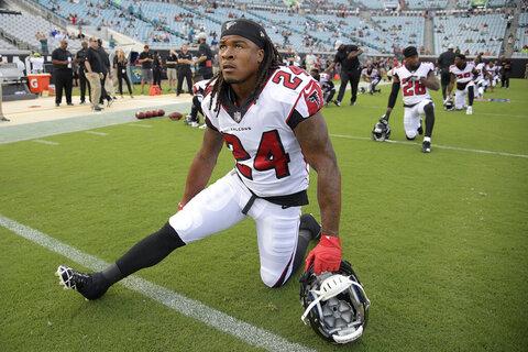 Falcons No Run Game Football