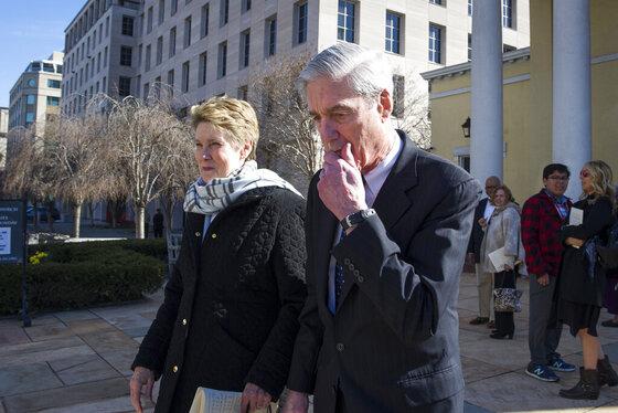 APTOPIX Trump Russia Probe Mueller