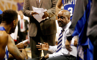 MEAC Hampton Delaware St Basketball