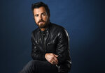 FILE - Justin Theroux poses for a portrait to promote the film