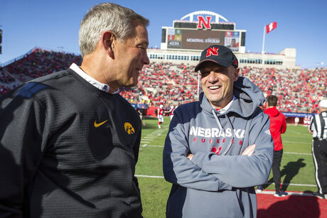 Kirk Ferentz, Mike Riley