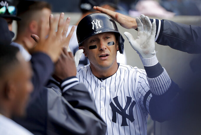 Another one down: Yanks' Tulo likely to IL with calf strain
