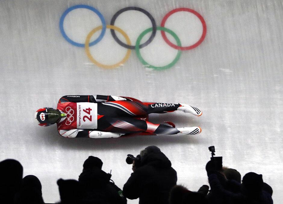 Pyeongchang Olympics Luge