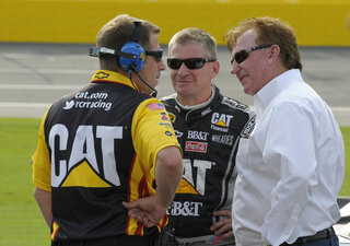 Jeff Burton, Richard Childress