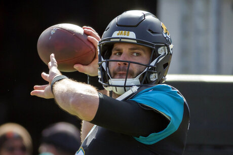 Jaguars-Bortles Football